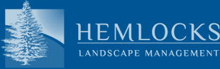 Hemlocks Landscape Management, Footer Logo